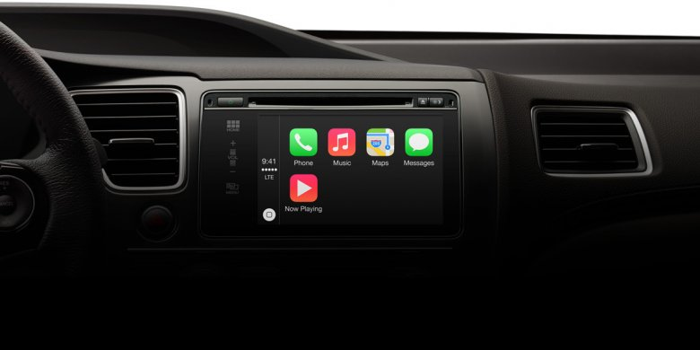 Apple CarPlay установят на Тойоты уже в 2015 году